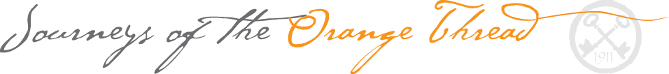 Journey of the Orange Thread logo