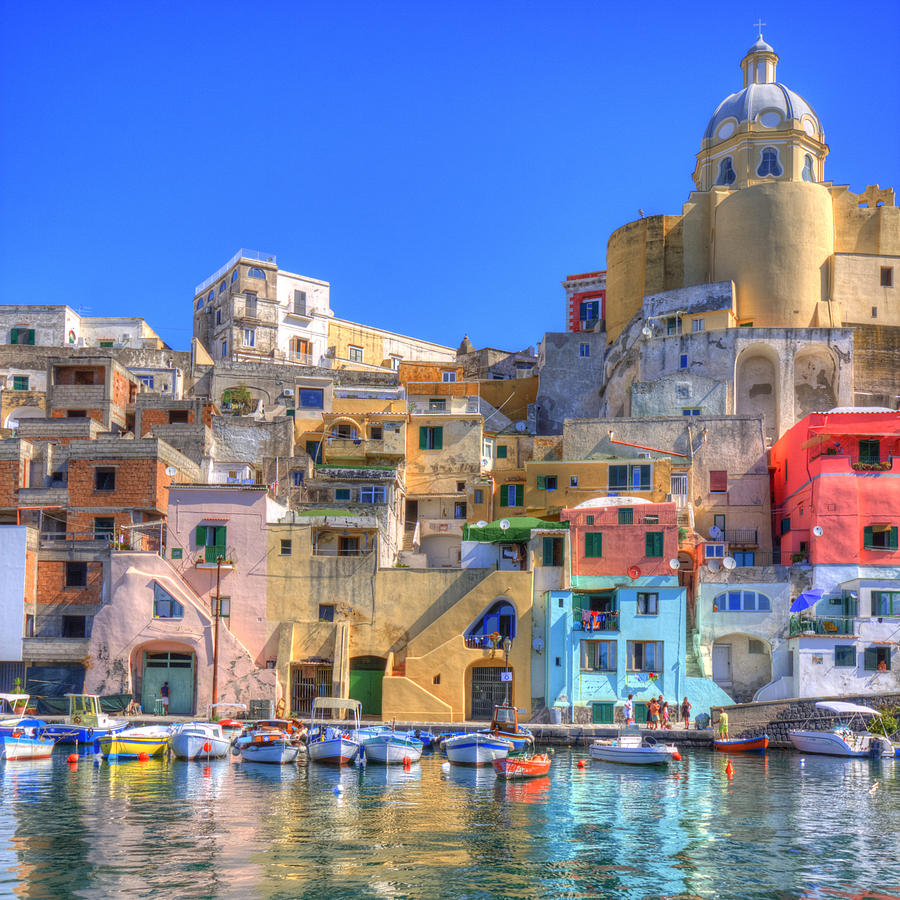 Procida Italy Imperial Black Luxury