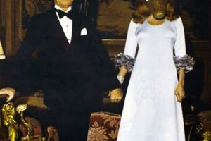 The Rothschild Illuminati Ball in 1972 (13)