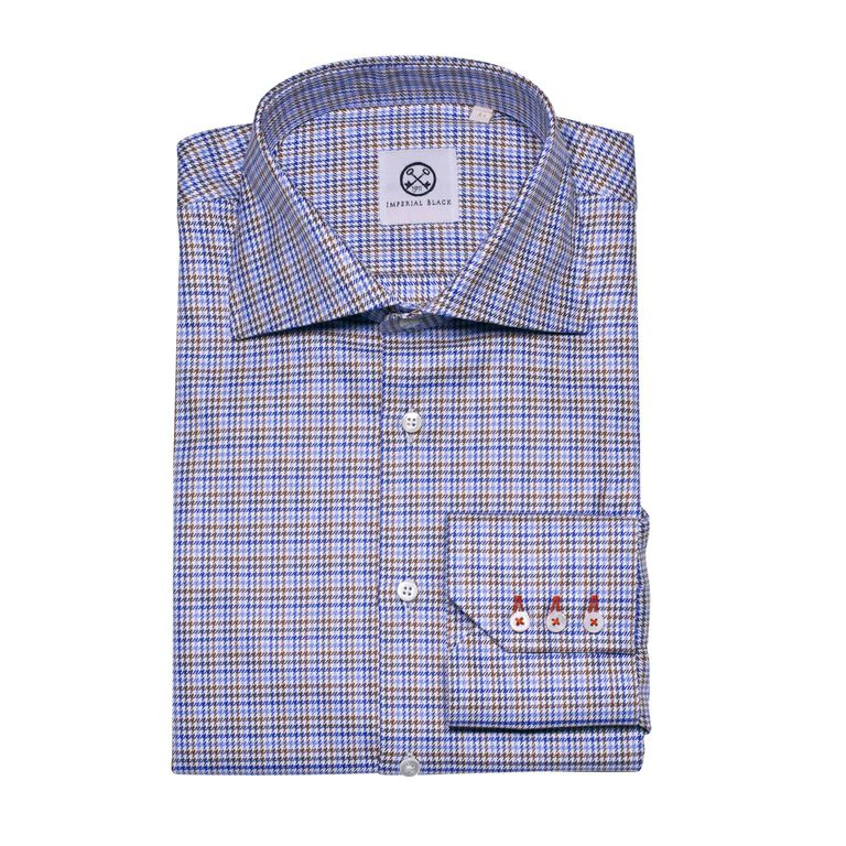 Imperial Black perfect shirt mens luxury