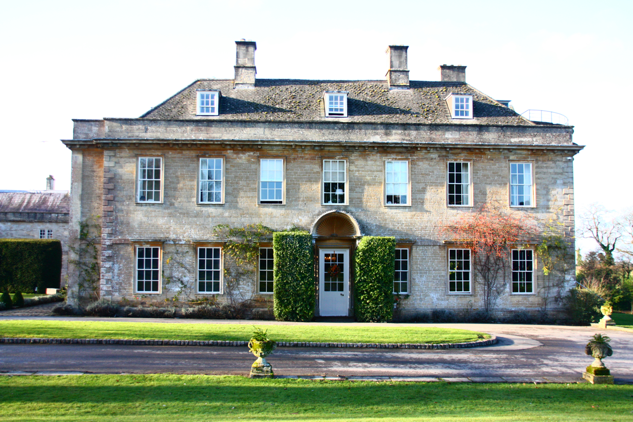 Babington House The Perfect English Retreat For Autumn: picture perfect house