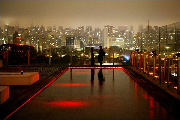 Imperial black sao paulo city guide journey of the for Novelty hotel