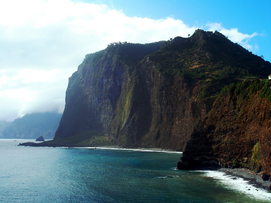 Madeira Sleep Walking Through Geography Journey Of The