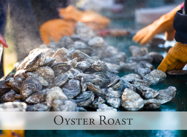 A November Oyster Roast With Friends Journey Of The