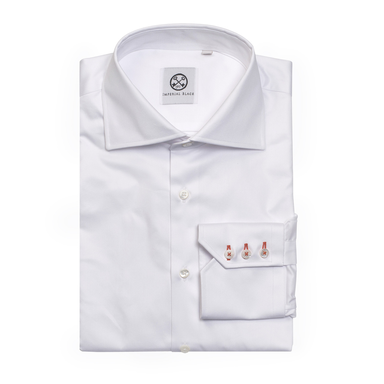 The perfect shirt Imperial Black mens luxury lifestyle
