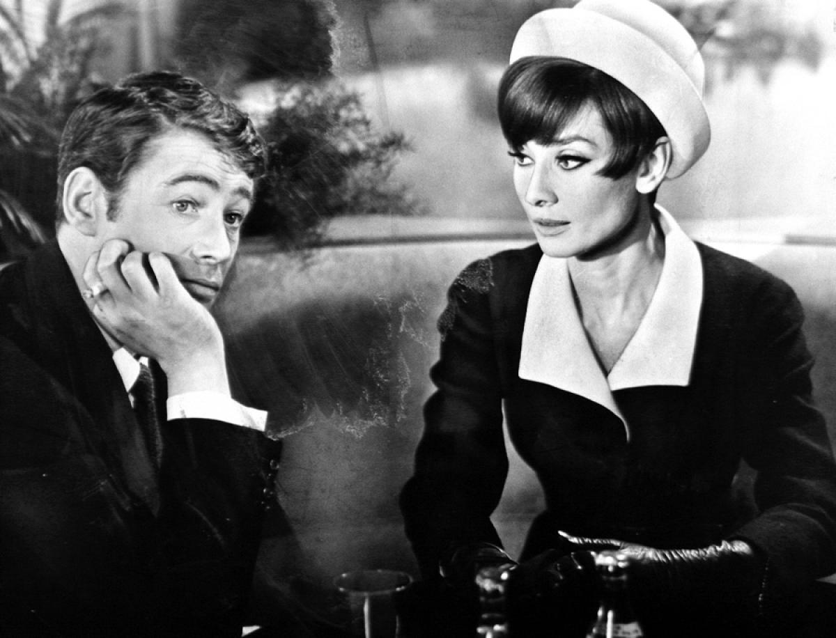 peter-o-toole-audrey-hepburn- for Imperial Black luxury clothing
