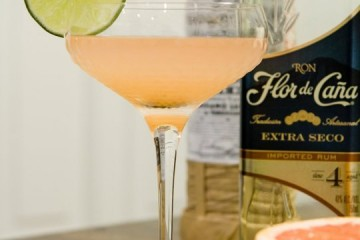 What we are drinking: A French 75 to make Hemingway Blush